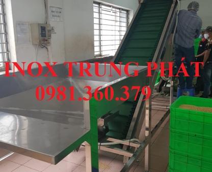 Băng Tải Cấp Liệu PVC